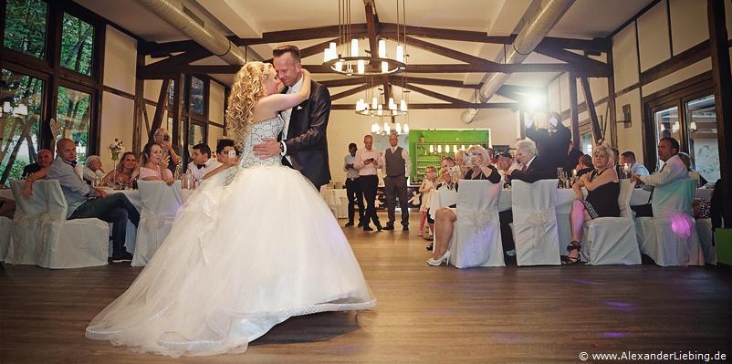 Heiraten im Standesamt Magdeburg / Gartenhaus im Stadtpark
